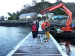 Landing Stage Project Progress